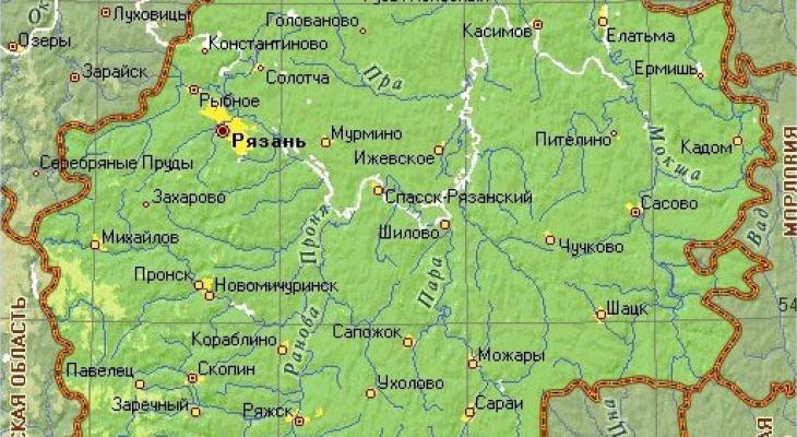 Укрупнение: депутат предлагает объединить Рязань, Тулу и Калугу