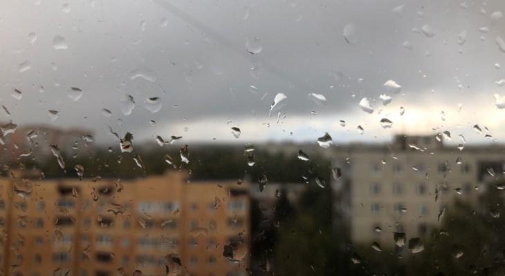 Ветер и дождь: пятница перед большими выходными не будет солнечной