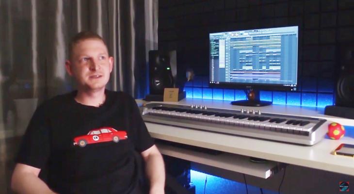 «Сейчас нереальная конкуренция»: битмейкер Сергей Рогожин о доходах, музыке и сотрудничестве с известными музыкантами