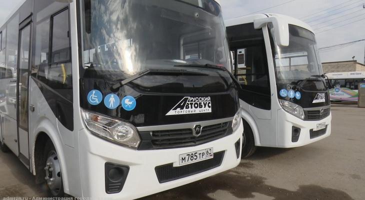 Уже в пятницу: на рязанские улицы выйдет 20 новых автобусов