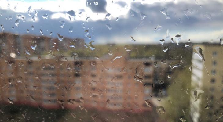 Не шашлык, а зонтик: какой будет погода на 1 мая?