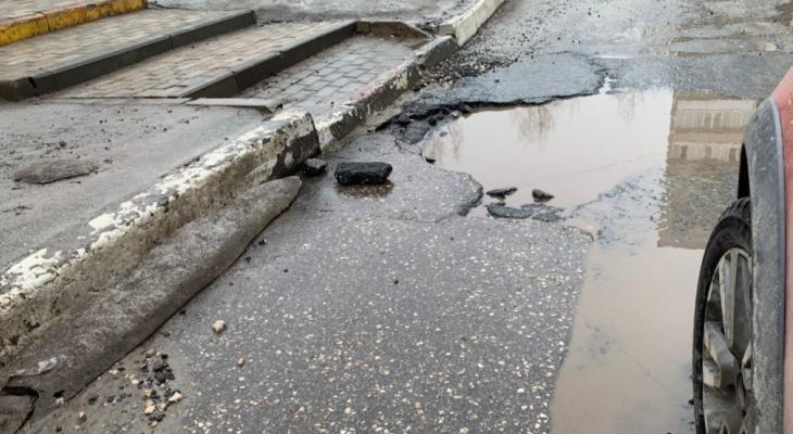Сорокина: в Рязани приведут в порядок улицу Новаторов
