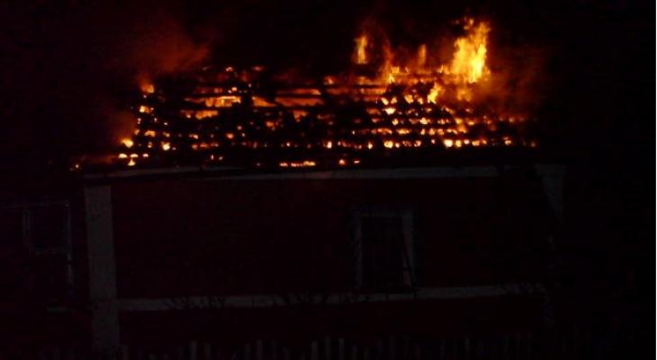 Пострадал ребенок: в Клепиковском районе произошел пожар