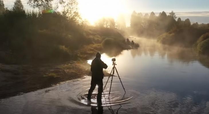 Красота: Рязанский фотограф снял короткометражку о необычных местах области
