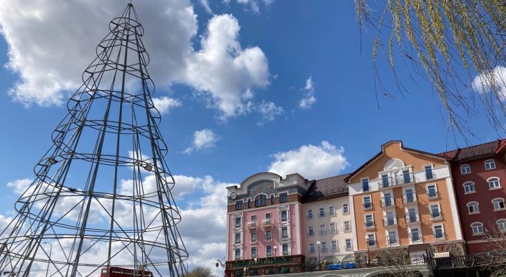 Воздух прогреется до +19 градусов: погода в Рязани на неделю