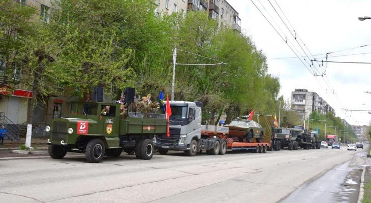 Праздничный маршрут: стало известно, как по улицам Рязани пройдёт мобильный десант