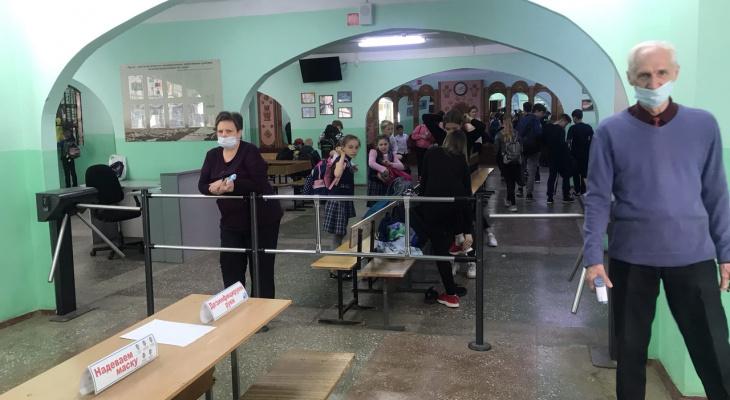 Мишустин: правительство РФ разработает требования безопасности для школ