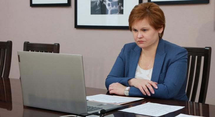 На две строчки: Сорокина опустилась в рейтинге мэров