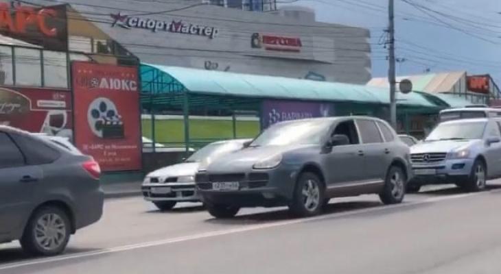 Сорокина: в Рязани построят дублер Московского шоссе