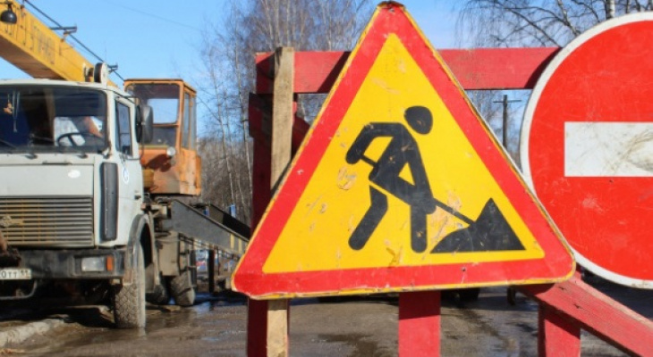Ремонт: в Рязани четыре дня подряд будут перекрывать улицу Советской Армии