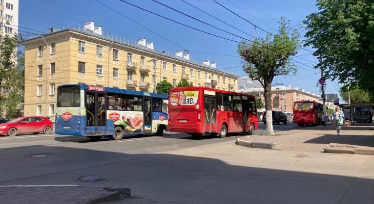Транспорт в Рязани: горожане жалуются на работу маршруток №77