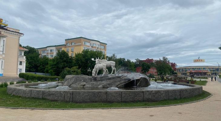 Какой фонтан Рязани архитектор считает самым красивым?