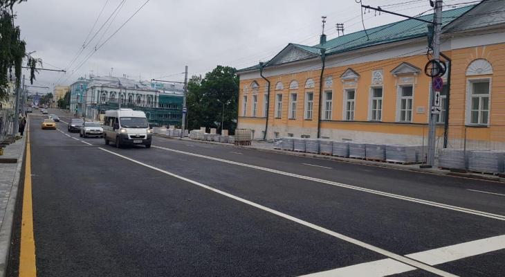 Астраханский мост: рязанцы жалуются, что до сих пор не перенесли остановки