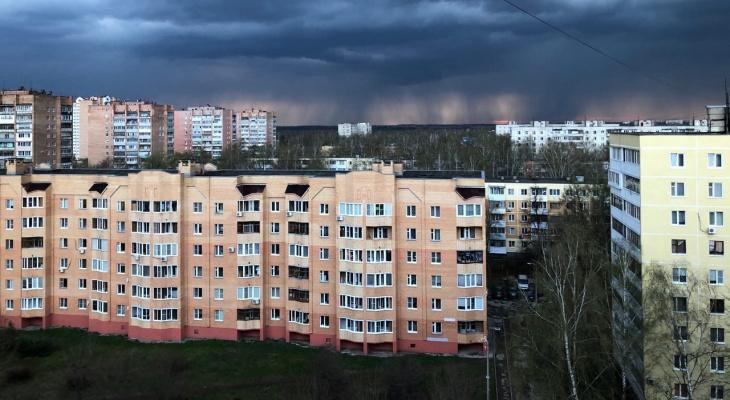 Погода на неделю: в Рязани будет тепло, но дождливо