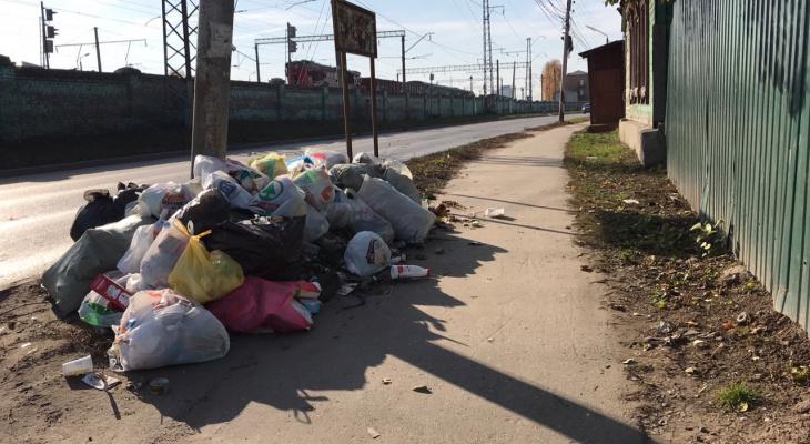 В трех регионах снизится тариф на вывоз мусора. Но не в Рязанской области