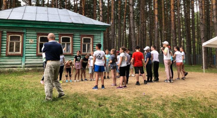 Куда отправить ребенка летом: подборка лагерей в Рязанской области