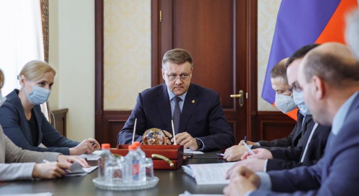 Реакция губернатора: Любимов поручил проверить все больницы региона и помочь семьям пострадавших