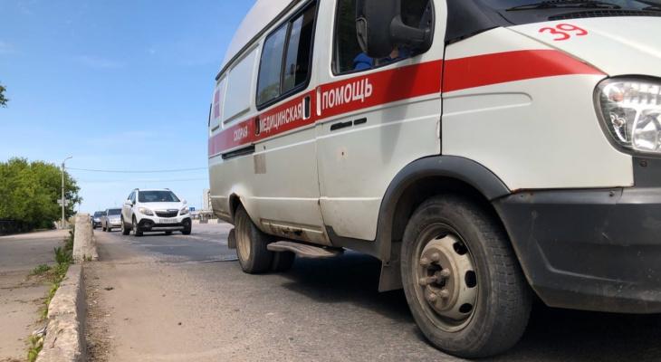 Стало известно состояние пострадавших при пожаре в больнице имени Семашко