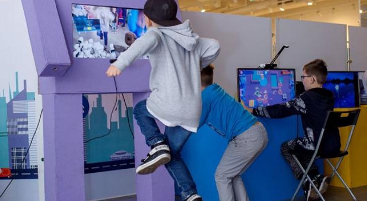 Роботы и новые технологии: в Рязань приехала международная выставка роботов для детей и взрослых