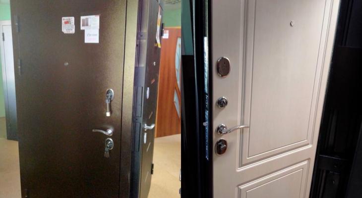 """Магазин """"Сезам"""": большой выбор межкомнатных и входных дверей"""