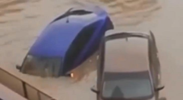 Как рязанские власти отреагировали на потоп в городе: виноватых нашли