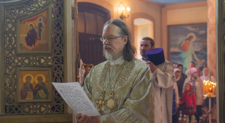 Епархия настроена серьёзно: официальное заявление митрополита Марка