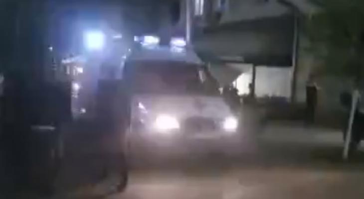 Облава: ночью на Почтовой прошли задержания