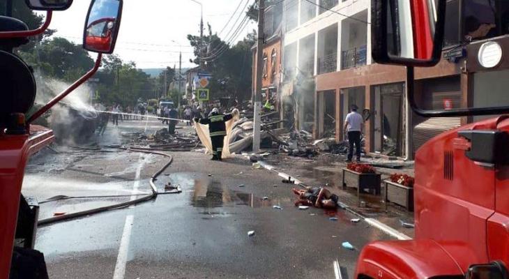 Взрыв в Геленджике: собрали все, что известно на данный момент
