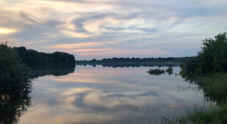 Причины неизвестны: в Касимове утонул мужчина