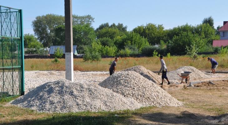 Без помощи — никак: касимовцам пришлось доплатить за строительство скейтпарка