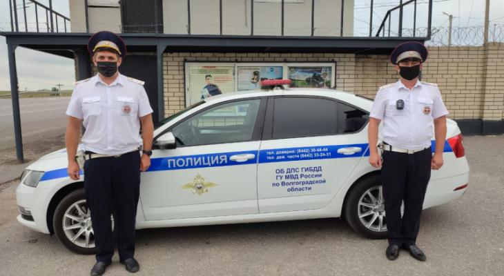 ГАИ с человеческим лицом: сотрудники ГИБДД Волгограда помогли рязанцам вернуться домой