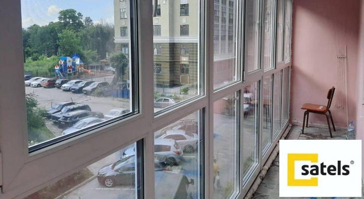 Чем может быть опасен ростовой балкон от застройщика в Рязани