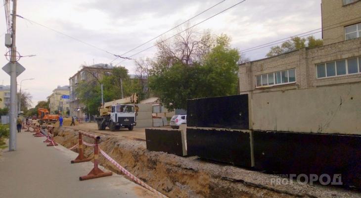 По улице Новой в Рязани снова можно ездить