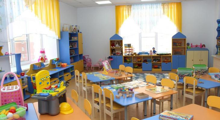 Мэрия: в детсадах Рязани есть свободные места