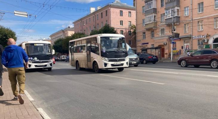 Несколько рязанских автобусов поменяли маршрут: жители Олимпийского городка будут довольны