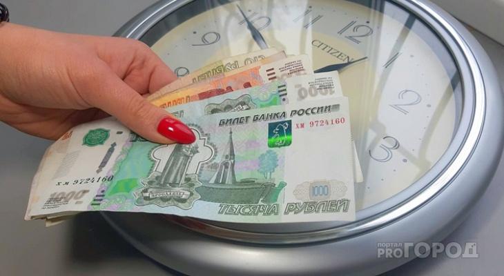 В Рязани директор не хотел выплачивать МРОТ работникам