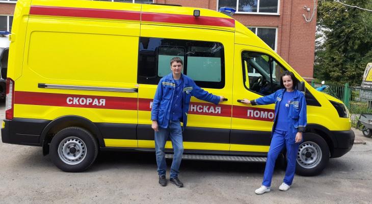 58 единиц: Рязанская область получит новые школьные автобусы и скорые