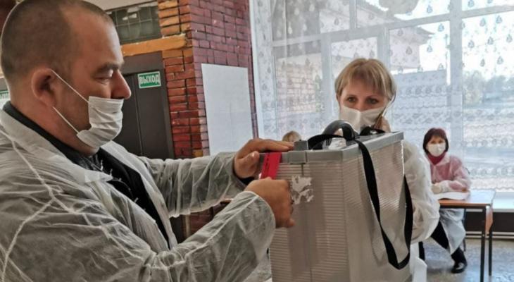 Выборы завершены: Явка избирателей в Рязанской области не достигла 50%