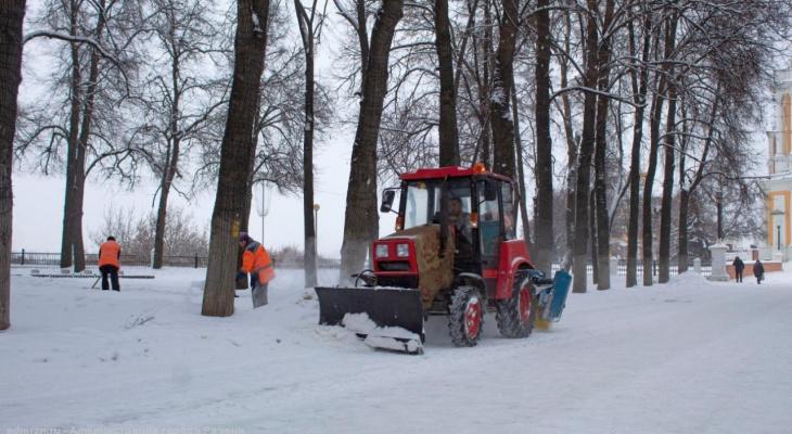 Сорокина: коммунальщикам нужен почти месяц, чтобы подготовить технику к зиме