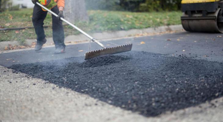 30 миллионов: Рязань купит две установки для дорожного ремонта
