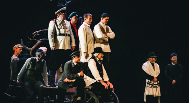 Неделя спектаклей: в рязанском театре драмы гастролируют брянские артисты