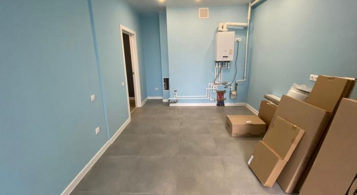 Квартиры под ключ: первые фотоотчёты программы «Быстрый ремонт» в ЖК «Еврокласс-1»