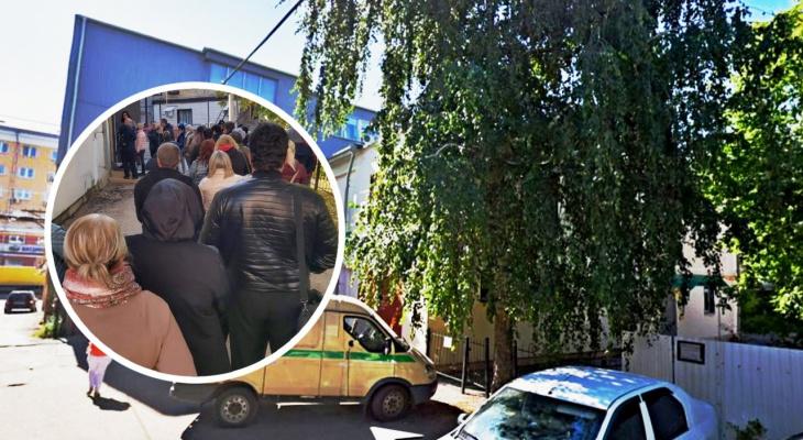 В УФССП сообщили, с чем была связанабольшая очередьк судебным приставам в Рязани