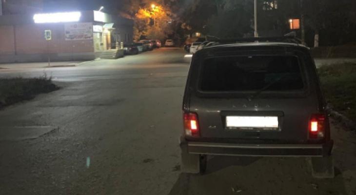 Ещё один: в Рязани водитель внедорожника сбил 13-летнего ребёнка