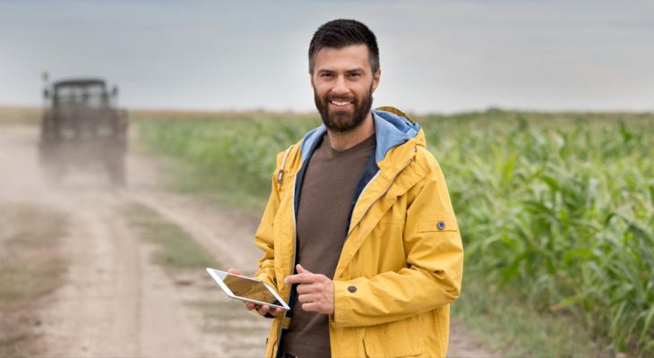 Глава РСХБ презентовал результаты роста экосистемы. Своё Фермерство на открытии выставки «Золотая осень»