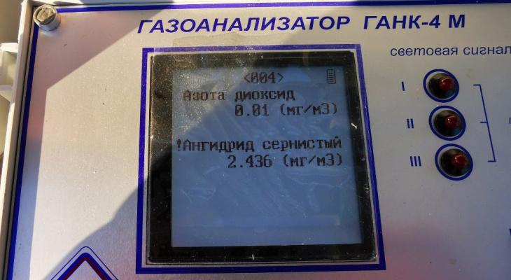Чем дышали жители Турлатова последние сутки? Пугающие данные экоактивистов
