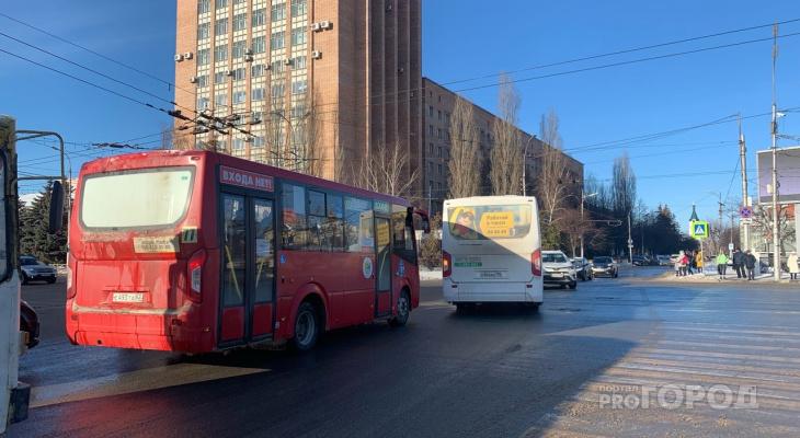 В Рязани нашли маршрутчиков-нарушителей: управление транспорта отреагировало на жалобы граждан