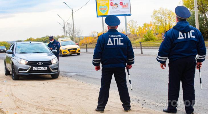 «Паутина в городе»: рязанские инспекторы ГИБДД провели масштабные рейды на дорогах