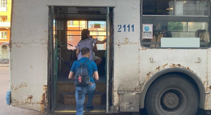 На рязанские улицы выпустят дополнительные автобусы №32