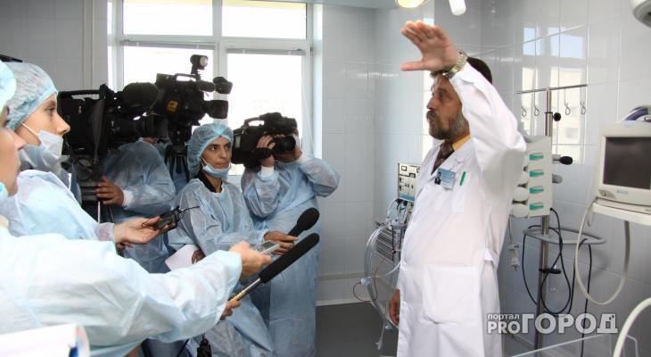 Среднюю зарплату рязанских врачей обещают поднять до уровня министерских